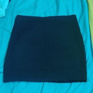 Forever new Basic pencil black skirt